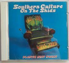 Southern Culture On The Skids Plastic Seat Sweat CD Geffen 1997 Rockabilly Rock