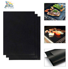 Large Non-Stick Heat Resistant Oven Cooker Liner Grill Baking Microwae Mat Guard