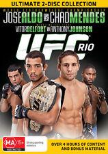 UFC RIO - Aldo VS Mendes // Belfort VS Johnson-FREE POSTAGE