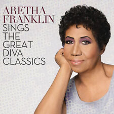 CD musicali vocali aretha franklin