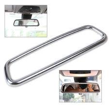 Chrome Interior Rear View Mirror Cover Trim Fit BMW X1 X3 X5 X6 E71 E70 F32 F36