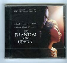 CD (NEW)OST THE PHANTOM OF THE OPERA ANDREW LLOYD WEBBER