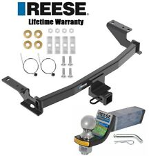 """Reese Trailer Tow Hitch For 13-19 Mazda CX-5 Class 3 w/ Ball Mount & 2"""" Ball"""