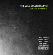 The Will Collier Septet : Those Who Wait CD (2011) ***NEW***