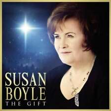 Susan Boyle The Gift Christmas (CD, 2010) Brand New and SEALED!!