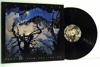 BAUHAUS burning from the inside LP EX/VG, BEGA 45, vinyl, goth rock, uk, 1983,