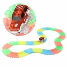 1pcs Car For Magic Tracks AS SEEN ON TV!! Bend Flex & Glow In The Dark Racetrack