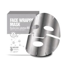 *Berrisom* Face Wrapping Mask Hyaluronic Solution 80 [27g x 5 sheets]
