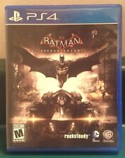 Batman: Arkham Knight (Sony PlayStation 4, 2015) - Used - W/ Unused Codes???