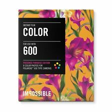 Impossible PRD3289 Color Instant Film (Poison Paradise Edition - Fuchsia) -