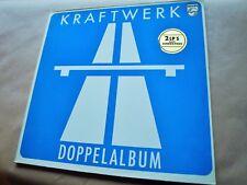"""kRAFTWERK """" Doppelalbum """" Phillips 6623057 von 1972"""