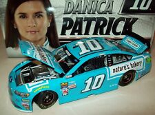 Danica Patrick 2017 Nature's Bakery #10 Ford Fusion 1/24 NASCAR Diecast New