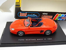 Jouef Evolution 1/43 - Ford Mustang Mach III Orange 1994