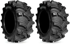 Pair 2 Kenda Executioner 25x10-12 ATV Tire Set 25x10x12 K538 25-10-12