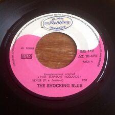 The Shocking Blue Venus / Hot Sand (AZ Disc SG 112 AZ 10473) Rare French Label