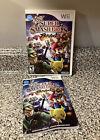 Super Smash Bros. Brawl (Nintendo Wii, 2008) Original Case & Manual Only No Disc
