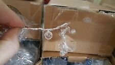 5ft Beaded Garland 36 LED Fairy String Lights Battery -Timer, NEW Diff. Colors