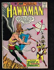 Hawkman #2 ~ Secret of the Sizzling Sparklers ~ 1964 (3.5) WH