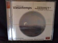 Henri Vieuxtemps-Brahms no. 4/no. 5-Grumiaux/ODC Lamoureux/Rosa