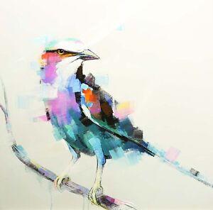 Bird Canvas Prints Modern Home Decor Animal Wall Art Picture UNFRAMED