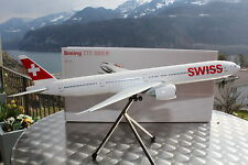 SWISS B-777-300ER, 1:200, Corporate Modell für Swiss, LIMOX