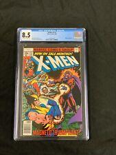 X-Men #112 Marvel 1978 Magneto Appearance CGC 8.5 VF+