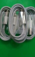 3 For Straight Talk AT&T iPhone 6s Plus 6 5s USB Charger Cables Bundle