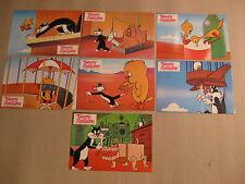 TWEETY UND SYLVESTER Aushangfotos Lobbycards WARNER CARTOON