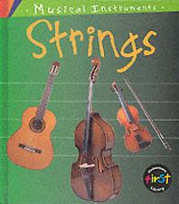 Lynch, Wendy, Musical Instruments: Strings Hardback, Very Good Book