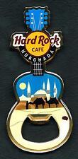 Hard Rock Cafe HURGHADA Camel Bottle Opener Guitar Magnet. RARE (B.O.*)