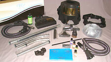 AWESOME RAINBOW VACUUM CLEANER E SERIES E-2  w/NEW ACCESSORIES * VERY NICE UNIT
