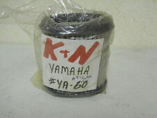 Yamaha NOS, AT-2 MX, 1972, K & N Air Filter, # YA-60     WW