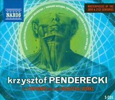 Penderecki: Symphonies and Other Orchestral Works, New Music