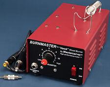 Mastercarver Burnmaster HAWK 1-port woodburner - NEW