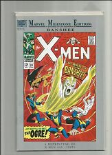 """Marvel Milestone Edition: X-Men #28 (1994) VF/NM-NM  Thomas/Roth  """"Banshee"""""""
