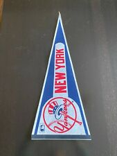 New York Yankees 70s-80's MLB Full Size Pennant- Vintage