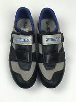 Shimano SPD 41 SH-T120 Road Mountain Bike Cycling Shoes Men's EU Size 41 Black