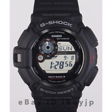 "Casio G-Shock GW-9300-1JF ""Mudman"" Tough Solar Atomic Multiband 6 Digital Watch"