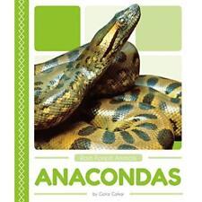 Anacondas - Paperback NEW Golkar, Golriz 01/09/2018