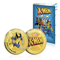 Marvel Gifts X Men Animated Series Retro 90s Collectable Limited Edition Coin