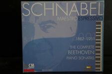L.v. Beethoven - The Complete Piano Sonatas / Schnabel   10 CD-Box