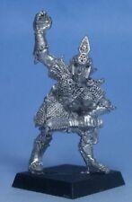 CITADEL - Dark Elves - C09 DARK ELF W/ Mace (a) Metal - Warhammer Fantasy Army