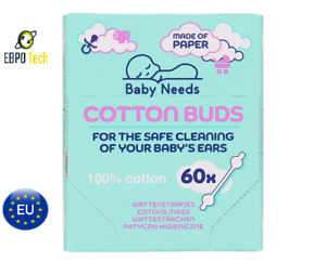 Cotton Buds For Baby 60 Parts