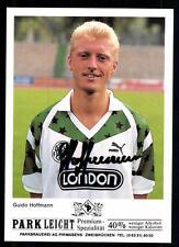 Olivers Hoffmann Autograph FC Homburg Genuine Signed + A 95752