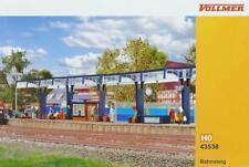 Vollmer 43538 ( 3538 ) H0 - Bahnsteig 6- teilig NEU & OvP