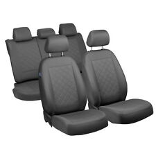 Grey Seat Covers for Toyota Avensis Car Seat Cover Complete