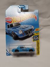 2018 Hotwheels Datsun Fairlady 2000 HW Speed Graphics #3/10 - Card #55/365
