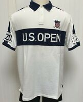 Polo Golf Ralph Lauren 2011 USGA US Open Shirt XXL White Blue Men's Gift New NWT