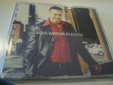 RAR MAXI CD. SOUL'AMOUR. ALEGRIA. VALE MUSIC. MADE IN SPAIN. MINT