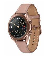Reloj Samsung Galaxy 3 SM-R850 41mm Acero Inoxidable místico Bronce Bluetooth-como Nuevo